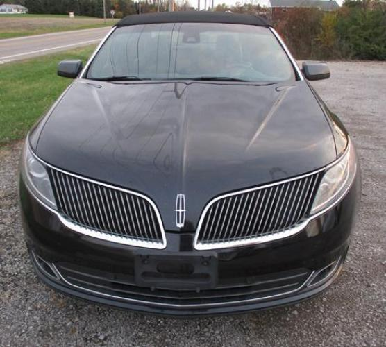 2014 Black /Black Lincoln MKS (1LNHL9EK3EG) with an 3.5L V6 DOHC 24V engine, 6-Speed Automatic transmission, located at 1725 US-68 N, Bellefontaine, OH, 43311, (937) 592-5466, 40.387783, -83.752388 - Photo #7