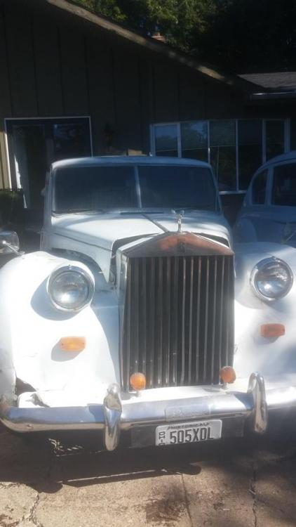 1962 White Bentley Austin Princess , located at See Dealer For Details Not at our location, miles, location, condition prices, availability, etc. subject to change, YT, 0.000000, 0.000000 - Photo #0