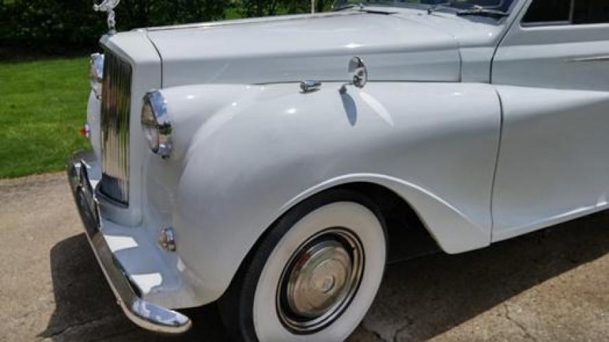 1962 White Bentley Austin Princess , located at See Dealer For Details Not at our location, miles, location, condition prices, availability, etc. subject to change, YT, 0.000000, 0.000000 - Photo #1