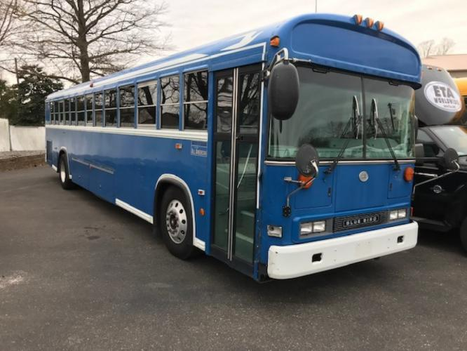 2005 Blue Bird 40 foot coach