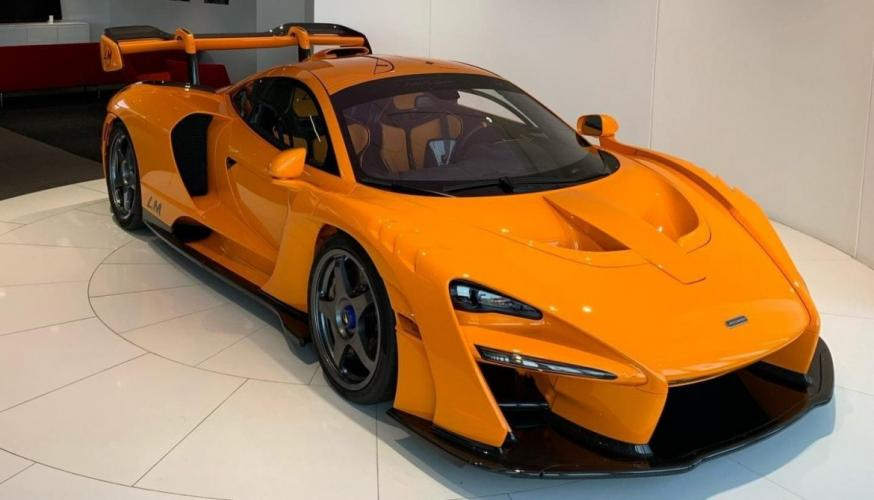 2020 McLaren Serra LM Exotic For Sale