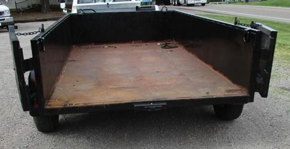 2003 Other 12' Dump Trailer , located at 1725 US-68 N, Bellefontaine, OH, 43311, (937) 592-5466, 40.387783, -83.752388 - Photo #1