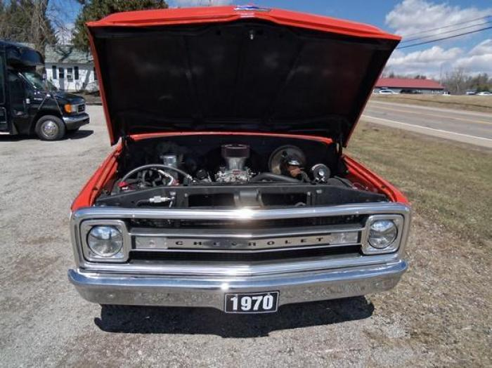 http://www.ohiolimo.com/autos/1970-Chevrolet-C10-Bellefontaine-OH-388 - Photo #20