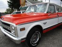 http://www.ohiolimo.com/autos/1970-Chevrolet-C10-Bellefontaine-OH-388 - Photo #32
