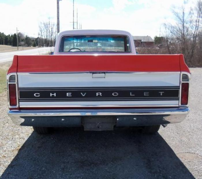http://www.ohiolimo.com/autos/1970-Chevrolet-C10-Bellefontaine-OH-388 - Photo #7